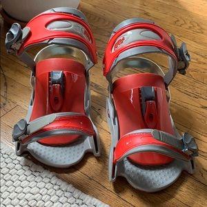 Used Burton Snowboard Bindings